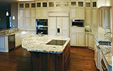Maple Walnut Kitchen Design