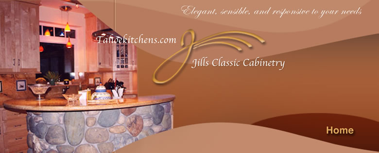 Welcome To Jillu0027s Classic Kitchen Cabinets At Lake Tahoe