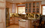 Ambrosia Maple Kitchen Design